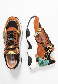 Steve Madden - FLEXY - Sneaker low - multicolor - 3