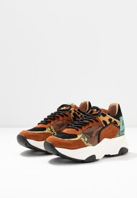 Steve Madden - FLEXY - Joggesko - multicolor