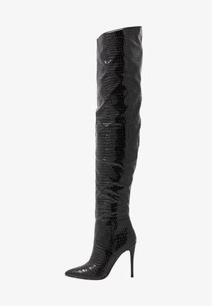 HARLOW - High Heel Stiefel - black