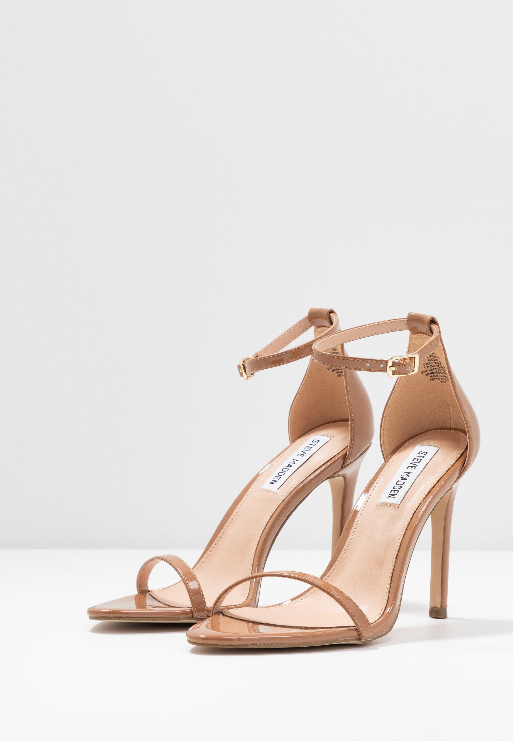 ABBY Sandaletter camel