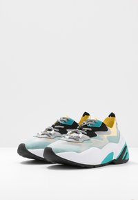 Steve Madden - CHARGED - Sneakers - blue/multicolor - 4