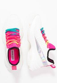 Steve Madden - Sneakers - fuschia/multicolor - 3