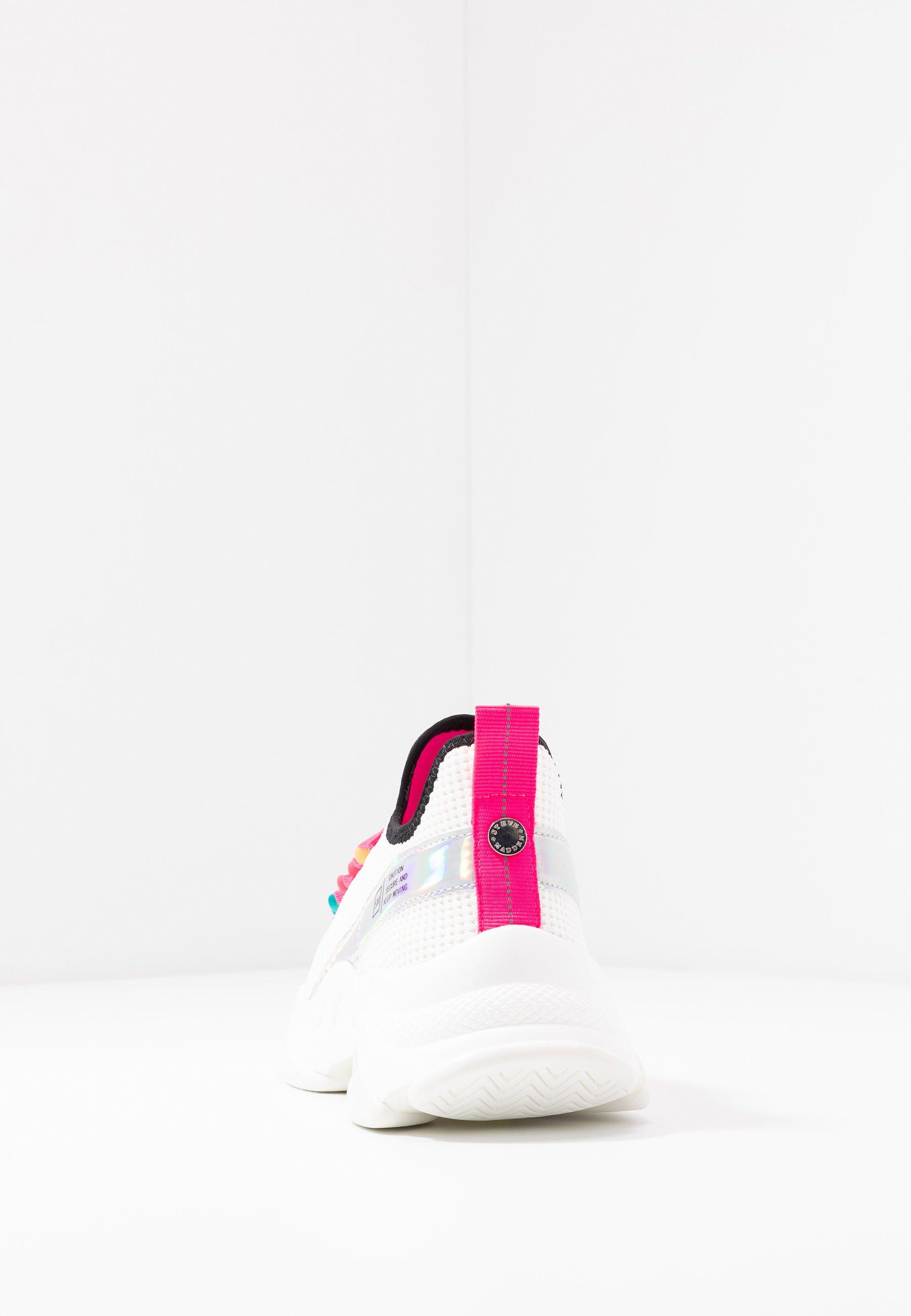 Steve Madden Sneakers - fuschia/multicolor