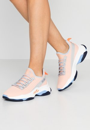 Sneakers - peach