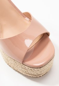 Steve Madden - VALLI - High heeled sandals - blush - 2