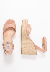 Steve Madden - VALLI - High heeled sandals - blush - 3