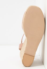 Steve Madden - VALLI - High heeled sandals - blush - 6