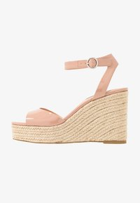 Steve Madden - VALLI - High heeled sandals - blush - 1