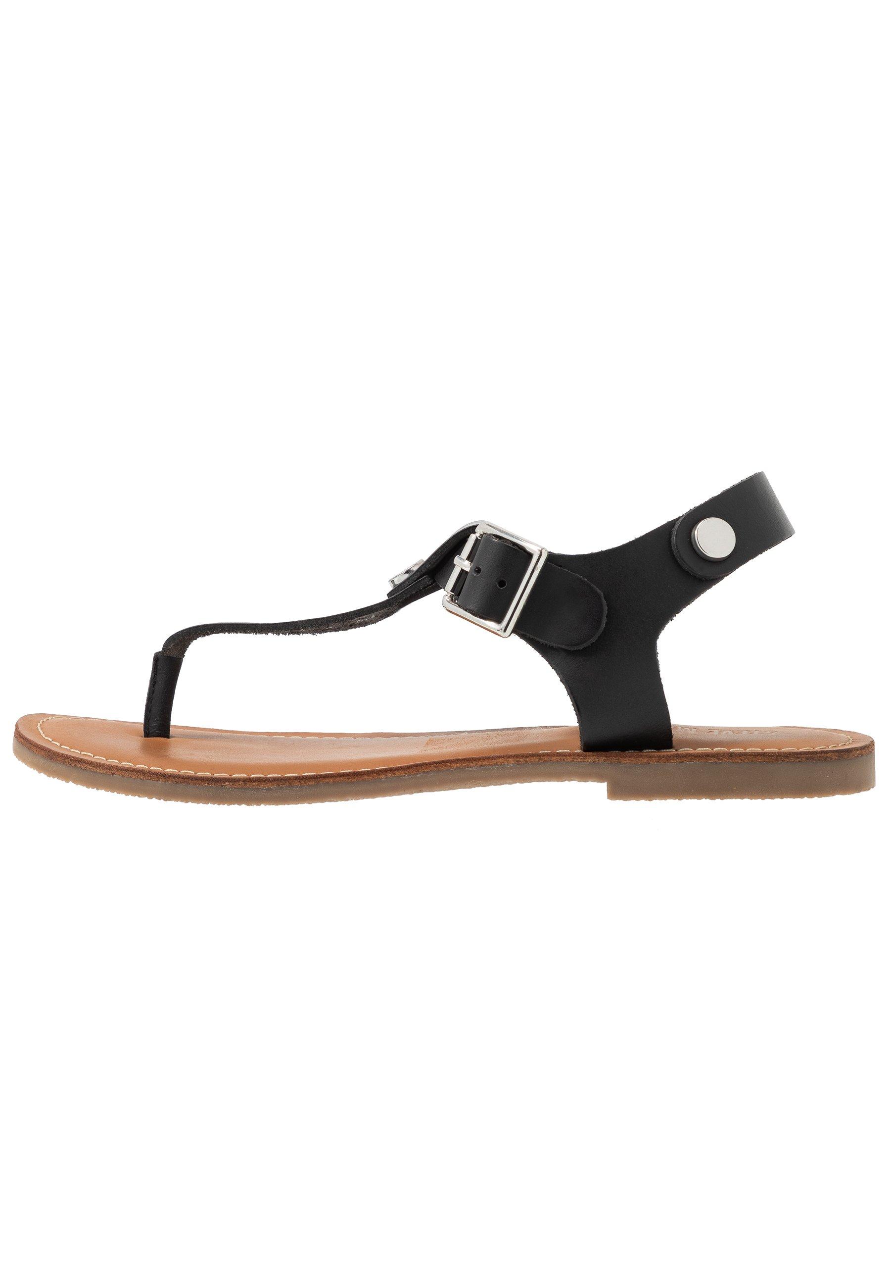 Steve Madden Tally - T-bar Sandals Black