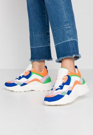 ATLANTA - Sneakers - blue/green