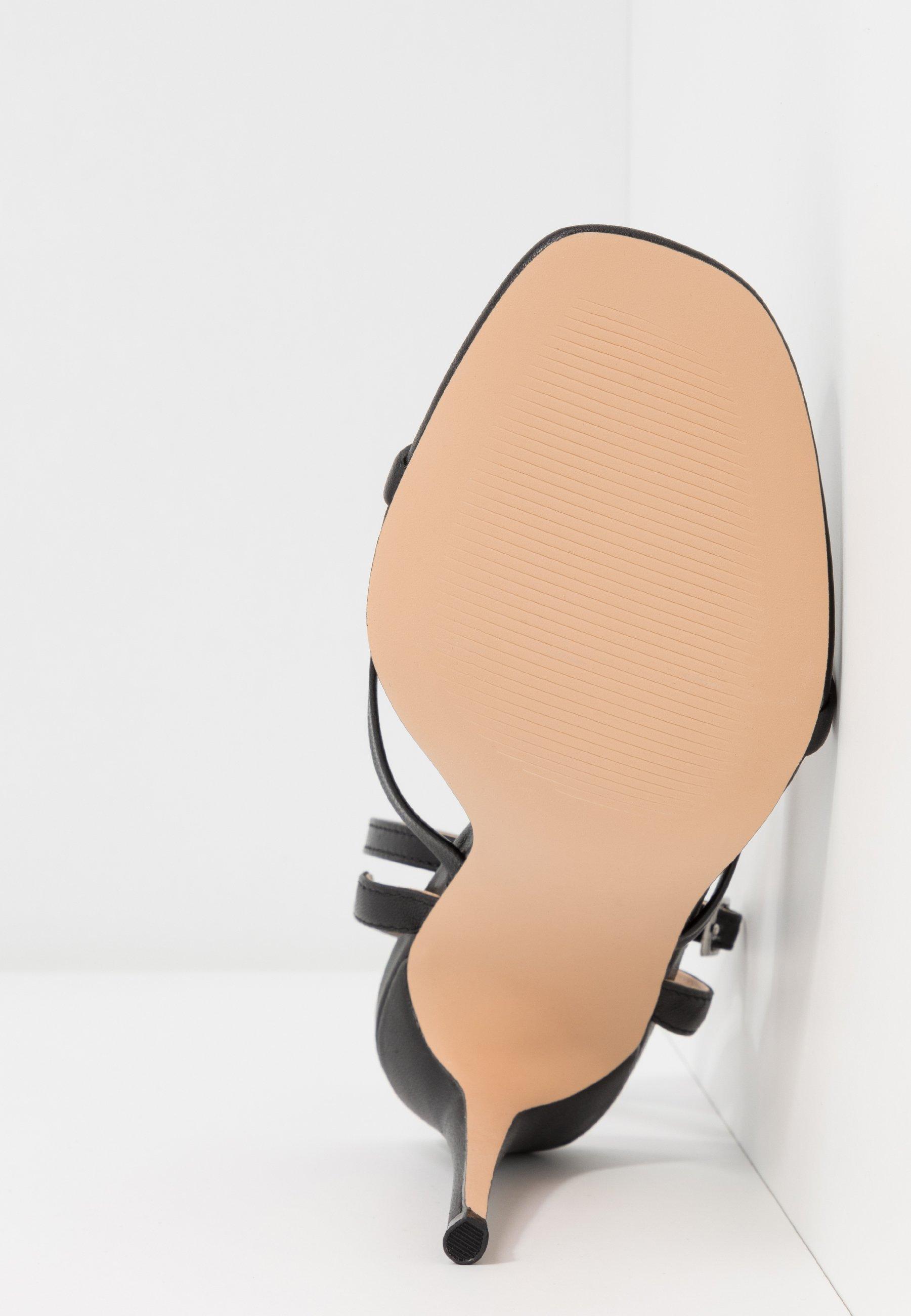 Steve Madden Amada - High Heel Sandalette Black