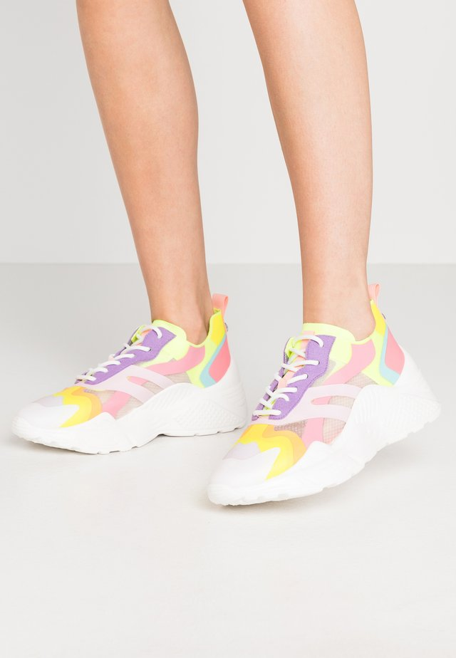 ASHEN - Sneakers - purple/multicolor