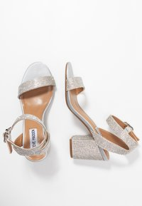 Steve Madden - MALIA - Sandals - silver - 3