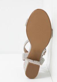 Steve Madden - MALIA - Sandals - silver - 6