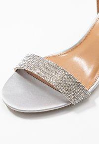 Steve Madden - MALIA - Sandals - silver - 2