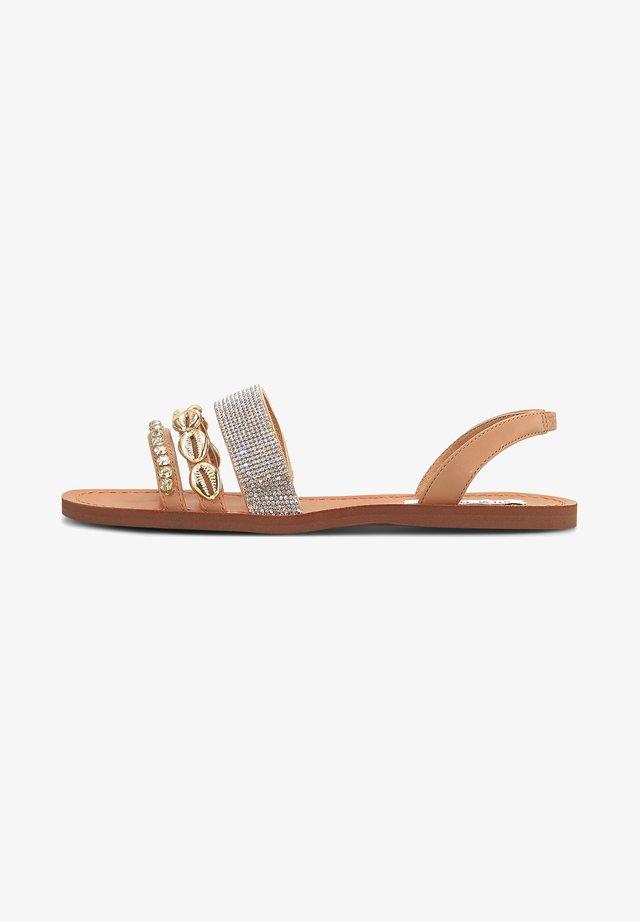 AHOY - Sandals - beige