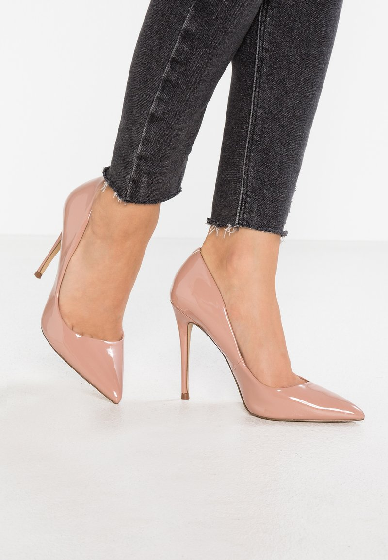 Steve Madden - DAISIE - Decolleté - dark blush