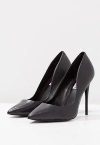 Steve Madden - DAISIE - High heels - black - 3