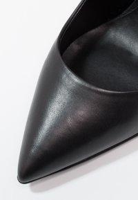 Steve Madden - DAISIE - High heels - black - 6