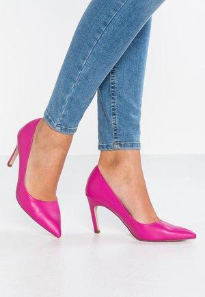 DELIAAH - Classic heels - fuchsia