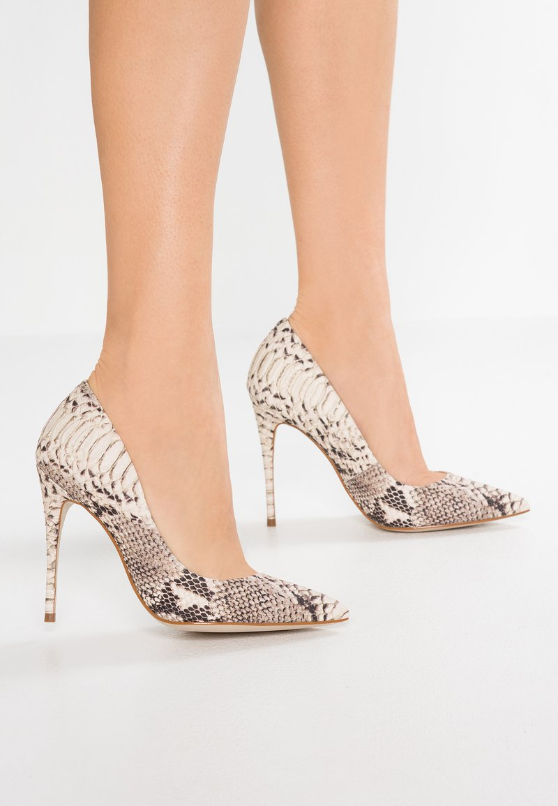 Steve Madden - DAISIE - High heels - natural