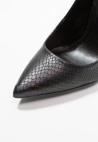 Steve Madden - DAISIE - High heels - black - 2