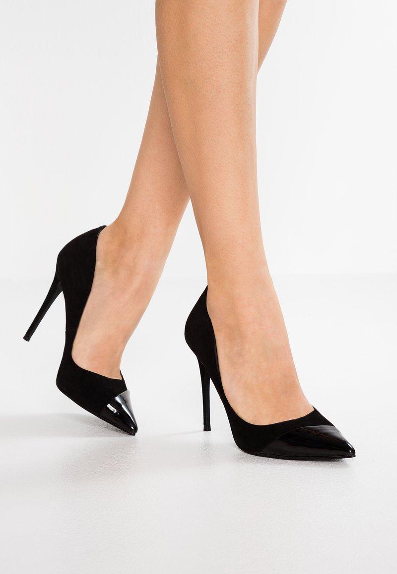 Steve Madden - DALIA - High heels - black