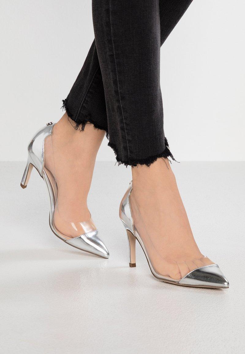 Steve Madden - MOONSY - High heels - silver