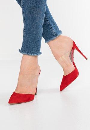 DAYDREAM - Sandaler - red
