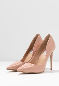 Steve Madden - DAISIE - Decolleté - dark blush - 4