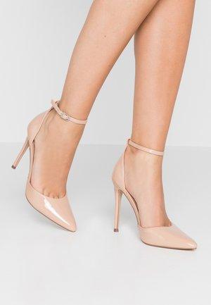 MIKAELA - High heels - blush
