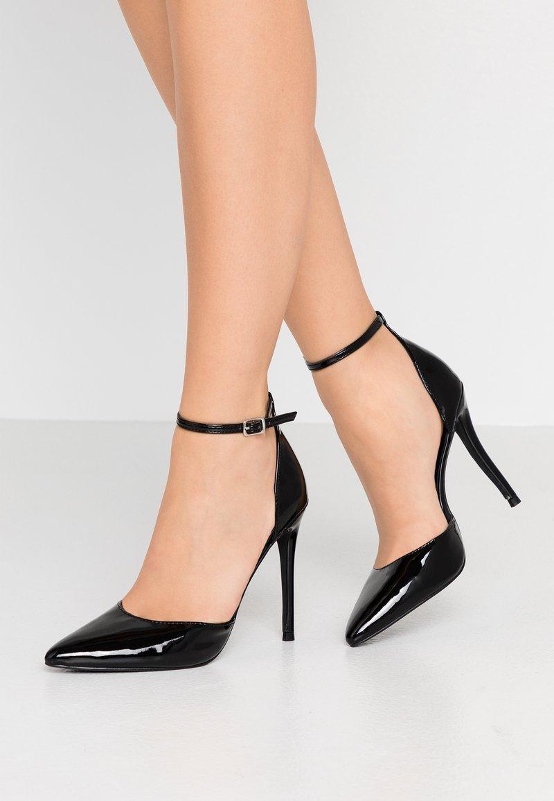 Steve Madden - MIKAELA - High heels - black