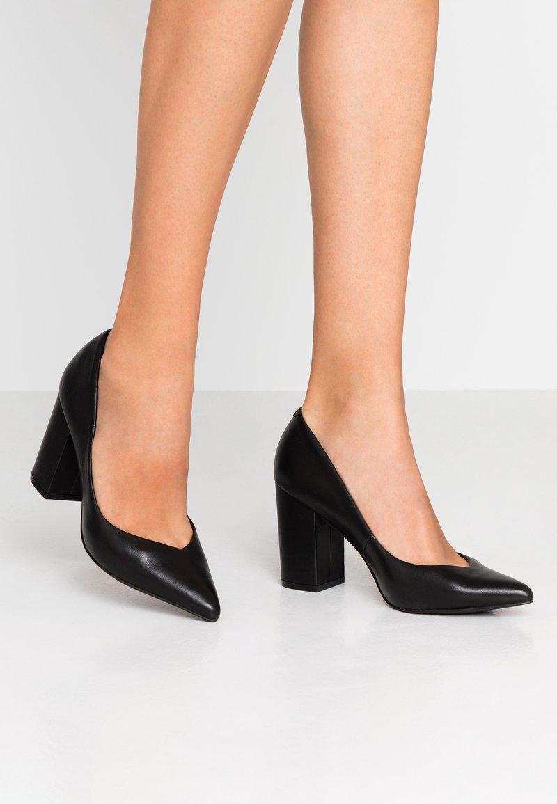 Steve Madden - PORTRAIT - High heels - black