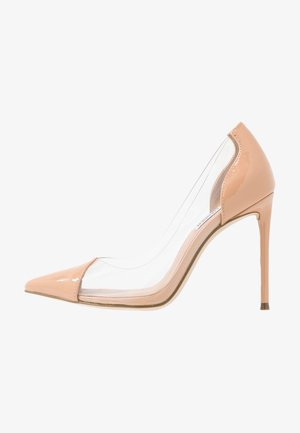 MALIBU - High heels - blush