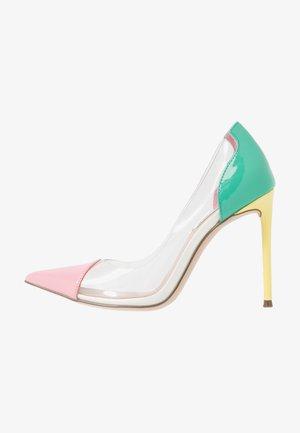 MALIBU - Lodičky na vysokém podpatku - bright multicolor