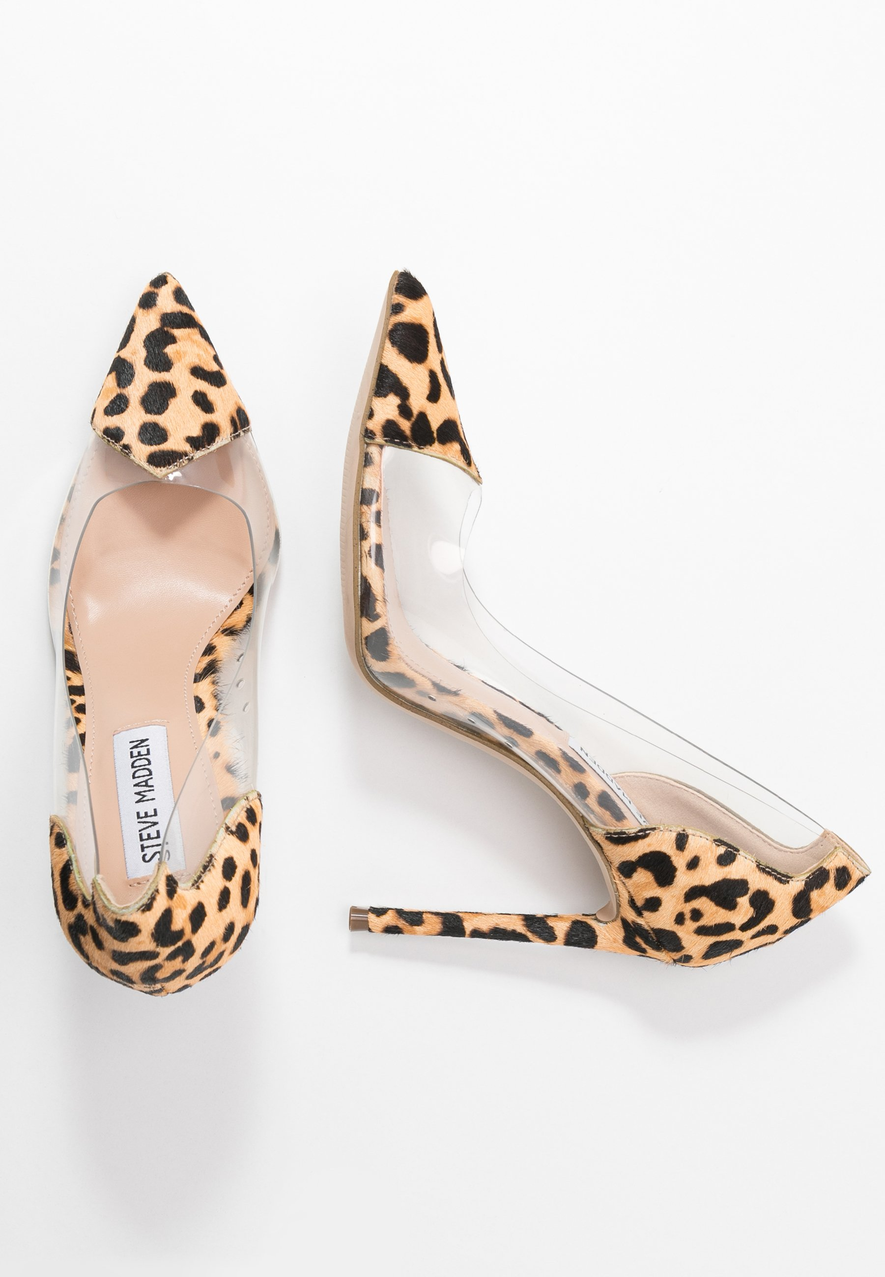 Steve Madden MALIBU - Højhælede pumps - brown