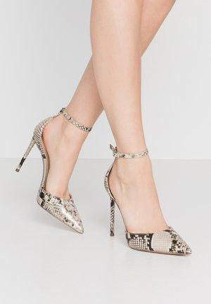 VOLT - Zapatos altos - gold