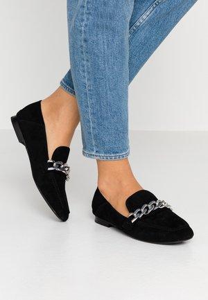 DAYNA - Loafers - black