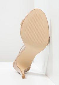 Steve Madden - STECY - Korolliset sandaalit - blush - 4