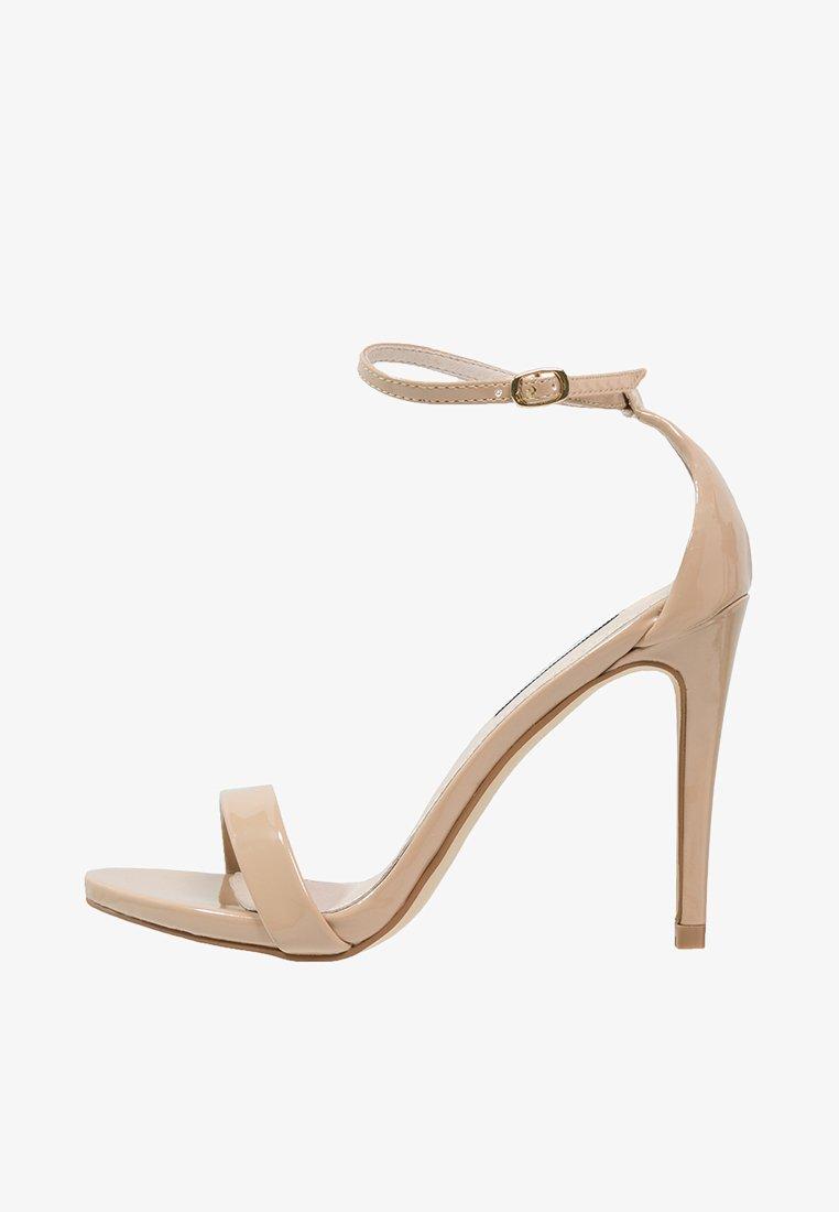 Steve Madden - STECY - Korolliset sandaalit - blush