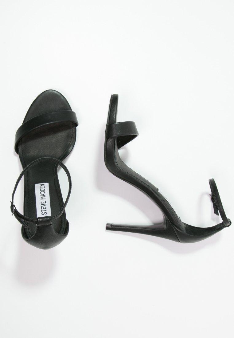 STECY Sandali con tacco black