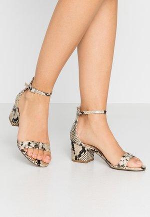 IRENEE - Sandals - gold