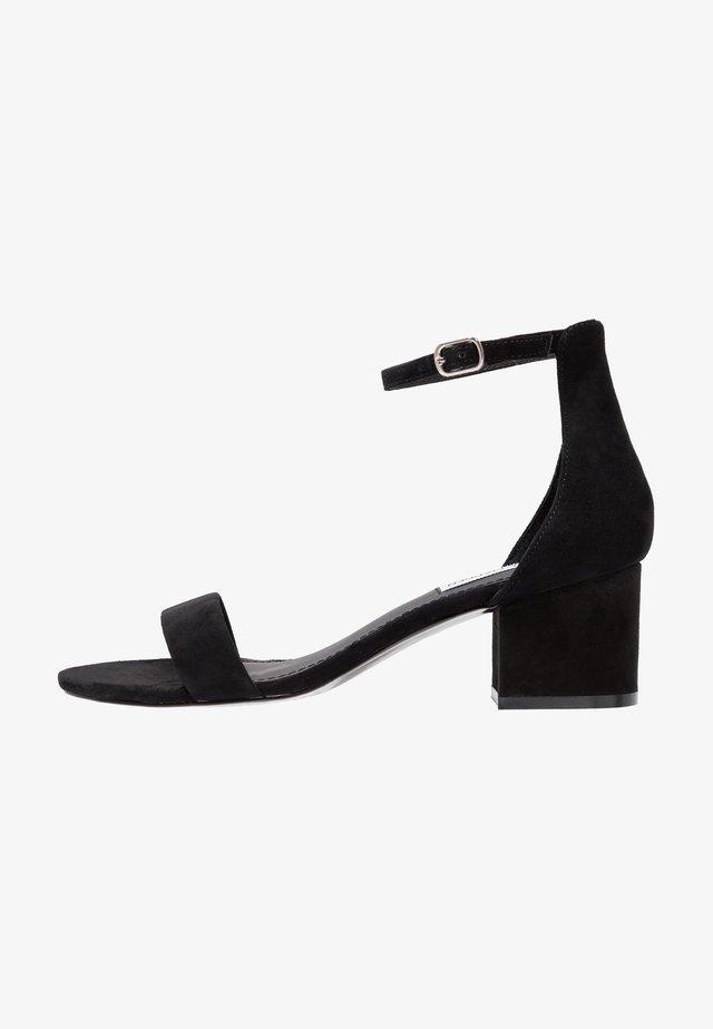 IRENEE - Sandały - black
