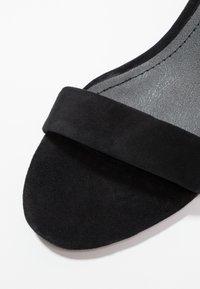 Steve Madden - IRENEE - Sandals - black - 5