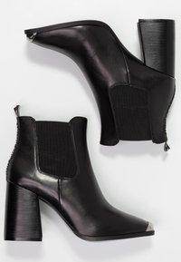 Steve Madden - PETTY - High Heel Stiefelette - black - 3