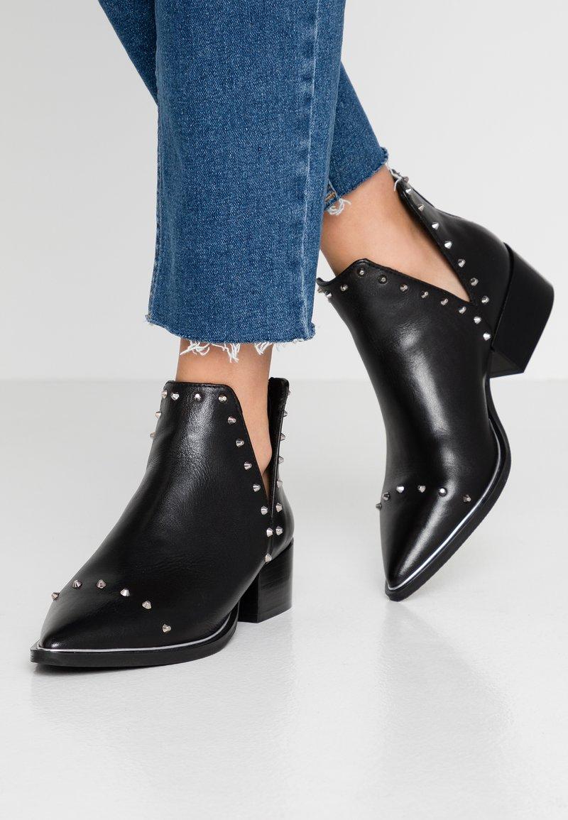 Steve Madden - EPY - Boots à talons - black