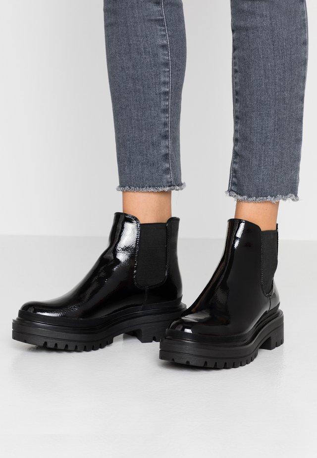 LIV - Kotníková obuv - black