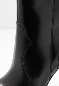 Steve Madden - TINA - High heeled ankle boots - black - 2