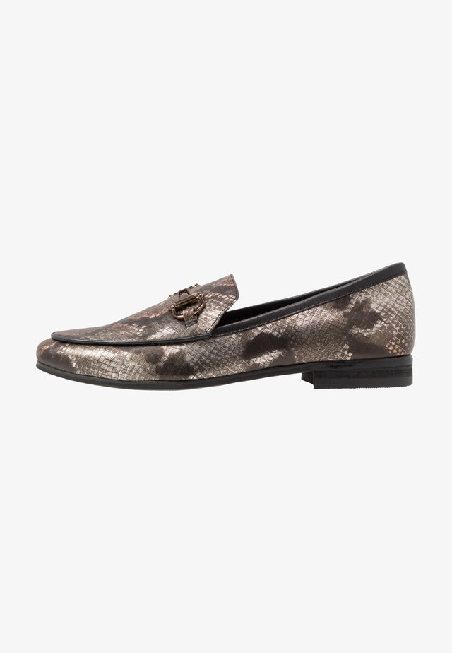Loafers - pewter/multicolor