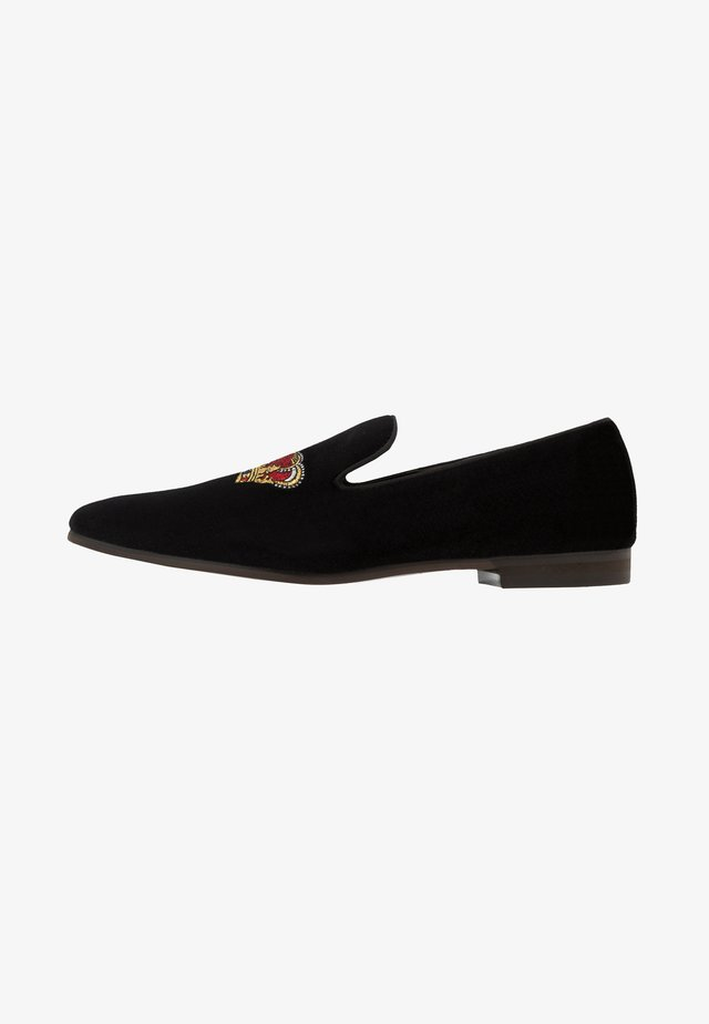 LOUIS - Slippers - black
